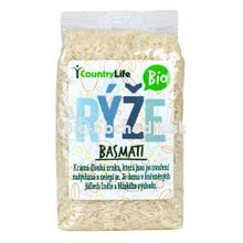 Basmati rice Bio 500 g Country life