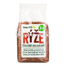 Natural red rice Bio 500 g Country life