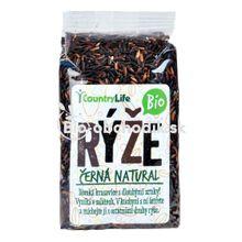 Natural black rice bio 500 g Country life