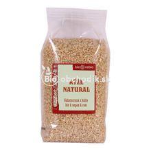 Round grain rice Bio 500 g natural BioNebio